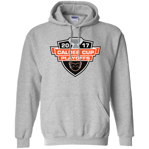 Lehigh Valley Phantoms Adult 2017 Calder Cup Playoffs Pullover Hoodie
