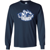 Syracuse Crunch Youth Long Sleeve T-Shirt