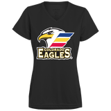 Colorado Eagles Primary Logo Ladies' Wicking T-Shirt