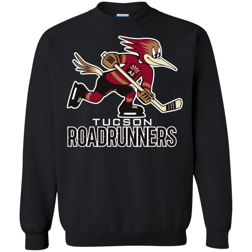 Tucson Roadrunners Primary Logo Adult Crewneck Pullover