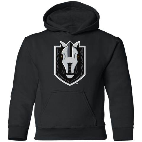 Henderson Silver Knights Youth Primary Pullover Hoodie