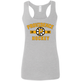 Providence Bruins Ladies' Established Softstyle Racerback Tank