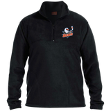 San Diego Gulls Adult Embroidered 1/4 Zip Fleece Pullover