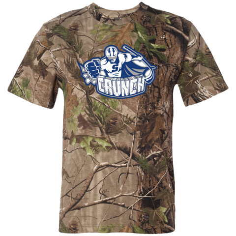 Syracuse Crunch Adult Short Sleeve Camouflage T-Shirt