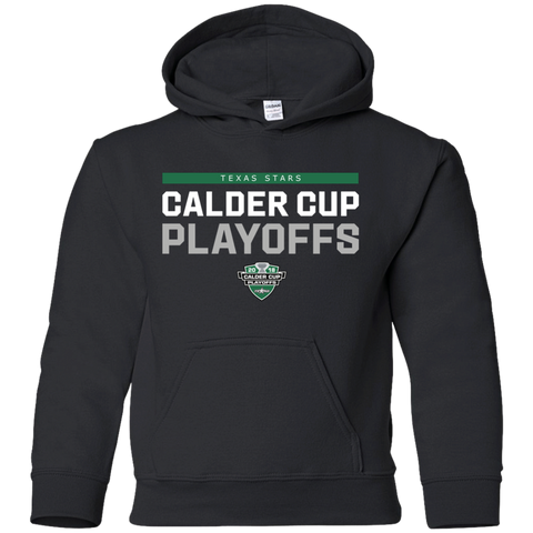 Texas Stars 2018 Post-Season Youth Pullover Hoodie