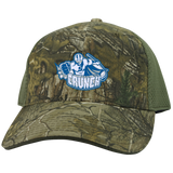 Syracuse Crunch Camo Cap with Mesh