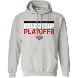 Charlotte Checkers 2018 Post-Season Adult Hoodie