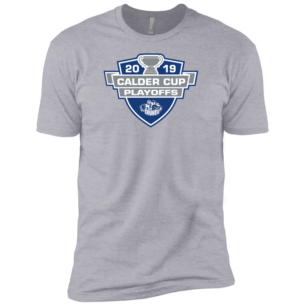 Syracuse Crunch 2019 Calder Cup Playoffs Next Level Premium Short Sleeve T-Shirt