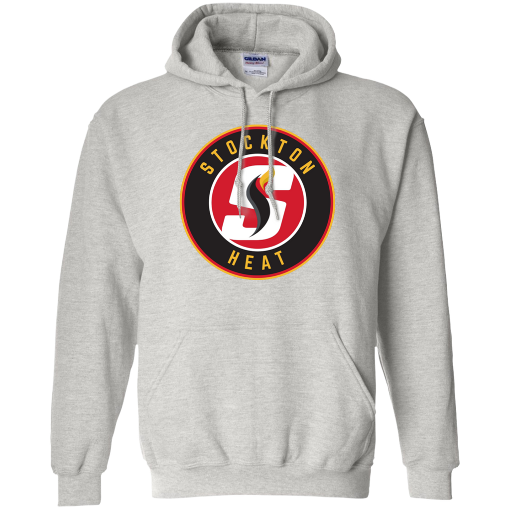 Stockton Heat Adult Primary Logo Pullover Hoodie