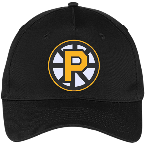 Providence Bruins Five Panel Twill Cap