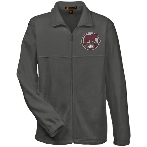 Hershey Bears Adult Embroidered Fleece Full-Zip