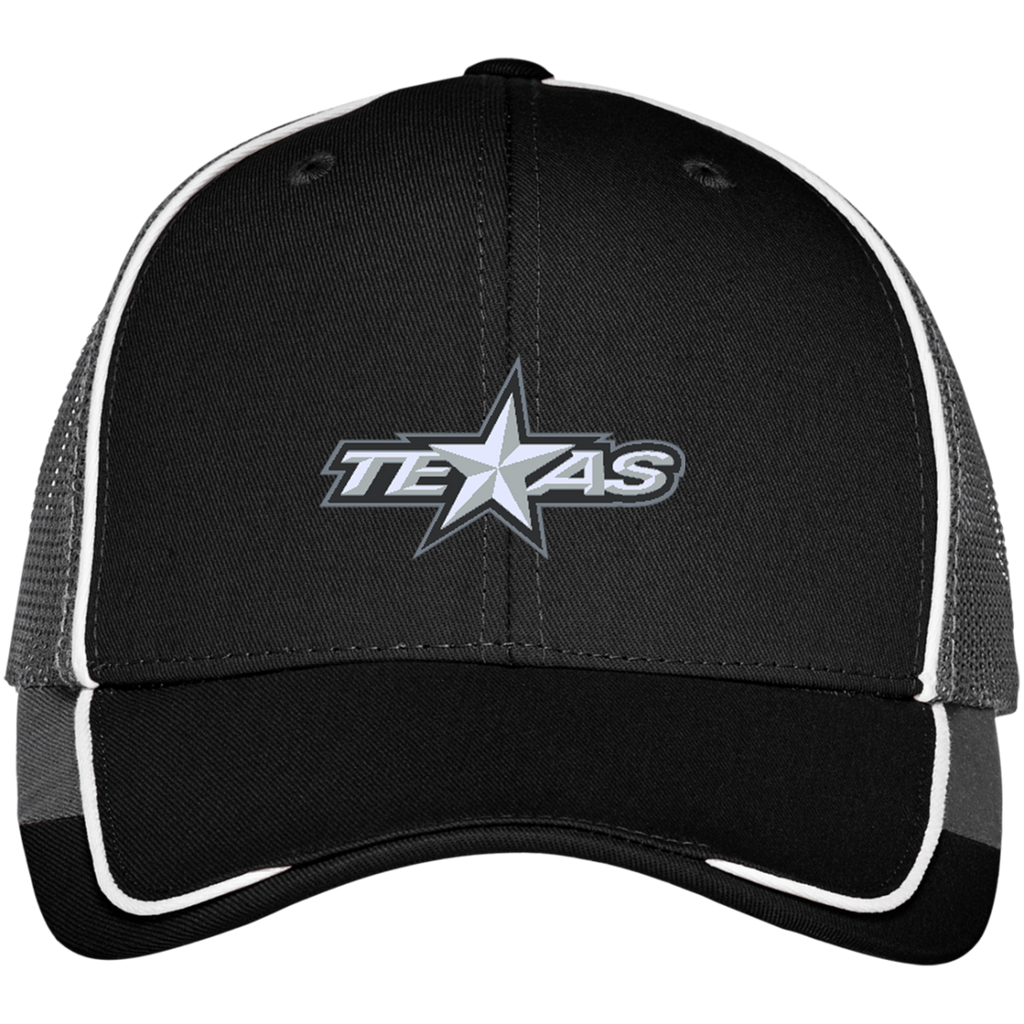 Texas Stars Colorblock Mesh Back Cap