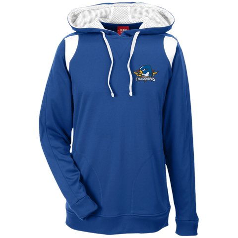 Springfield Thunderbirds Team 365 Colorblock Poly Hoodie