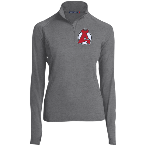 Albany Devils Women's Half Zip Performance Pullover