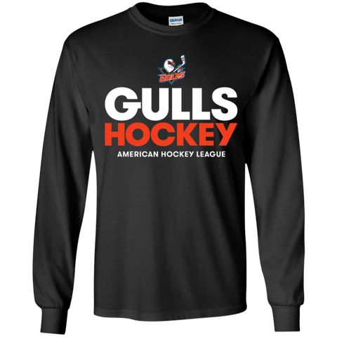 San Diego Gulls Hockey Youth Long Sleeve T-Shirt