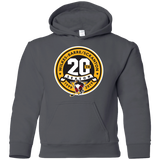 Wilkes-Barre/Scranton Penguins 20th Anniversary Logo Youth Pullover Hoodie