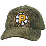 Providence Bruins Camo Cap with Mesh
