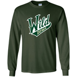 Iowa Wild Adult Long Sleeve T-Shirt
