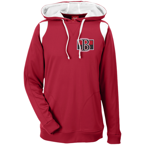 Belleville Senators Team 365 Adult Colorblock Poly Hoodie