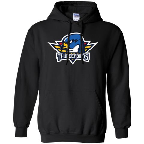 Springfield Thunderbirds Adult Pullover Hoodie