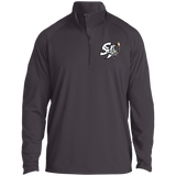San Jose 1/2 Zip Raglan Performance Pullover