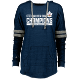 Toronto Marlies 2018 Calder Cup Champions Ladies Raise the Bar Hooded Low Key Pullover