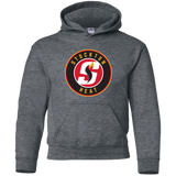 Stockton Heat Youth Pullover Hoodie