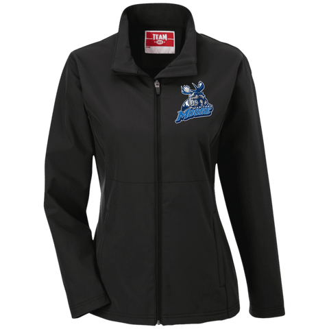 Manitoba Moose Team 365 Ladies' Soft Shell Jacket