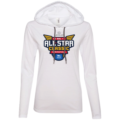 2019 AHL All Star Classic Primary Logo Ladies' Long Sleeve T-Shirt Hoodie