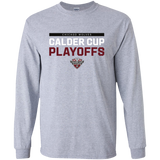 Chicago Wolves 2018 Post-Season Adult Long Sleeve T-Shirt