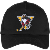 Wilkes-Barre/Scranton Penguins Five Panel Twill Cap