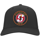 Stockton Heat Flex Fit Twill Baseball Cap