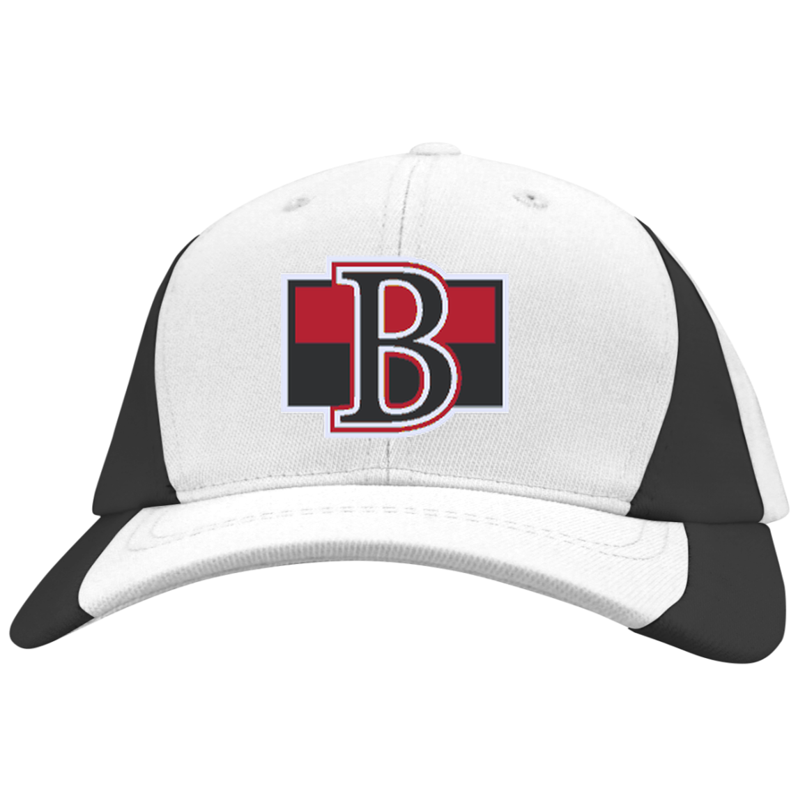7a20a065d0f572 Belleville Senators Mid-Profile Colorblock Hat