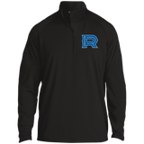 Laval Rocket Adult 1/2 Zip Raglan Performance Pullover