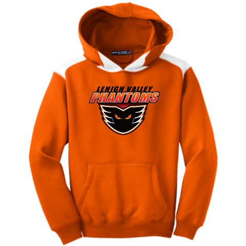 Lehigh Valley Phantoms Youth Colorblock Pullover Hoodie