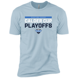 Manitoba Moose 2018 Postseason Next Level Premium Short Sleeve T-Shirt