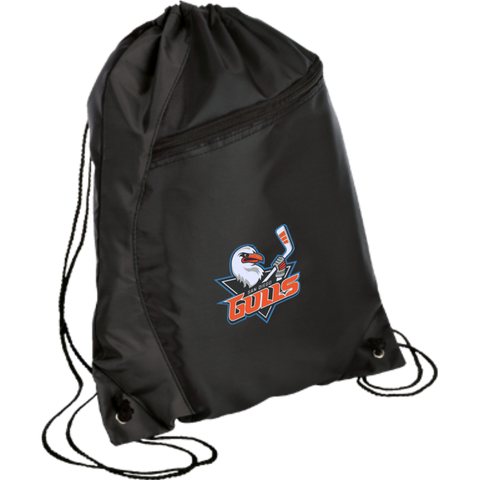 San Diego Gulls Colorblock Cinch Pack