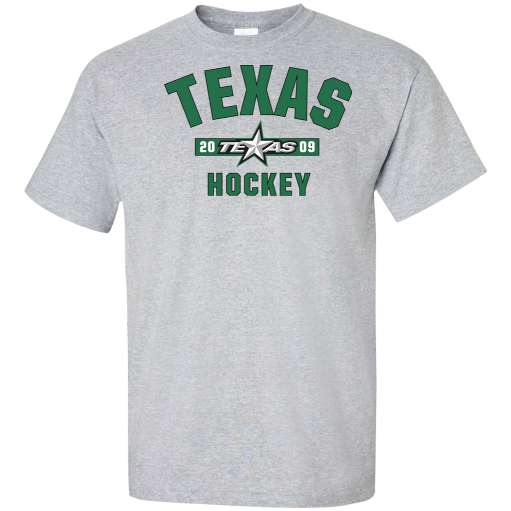 Texas Stars Adult Established Tall Ultra Cotton T-Shirt