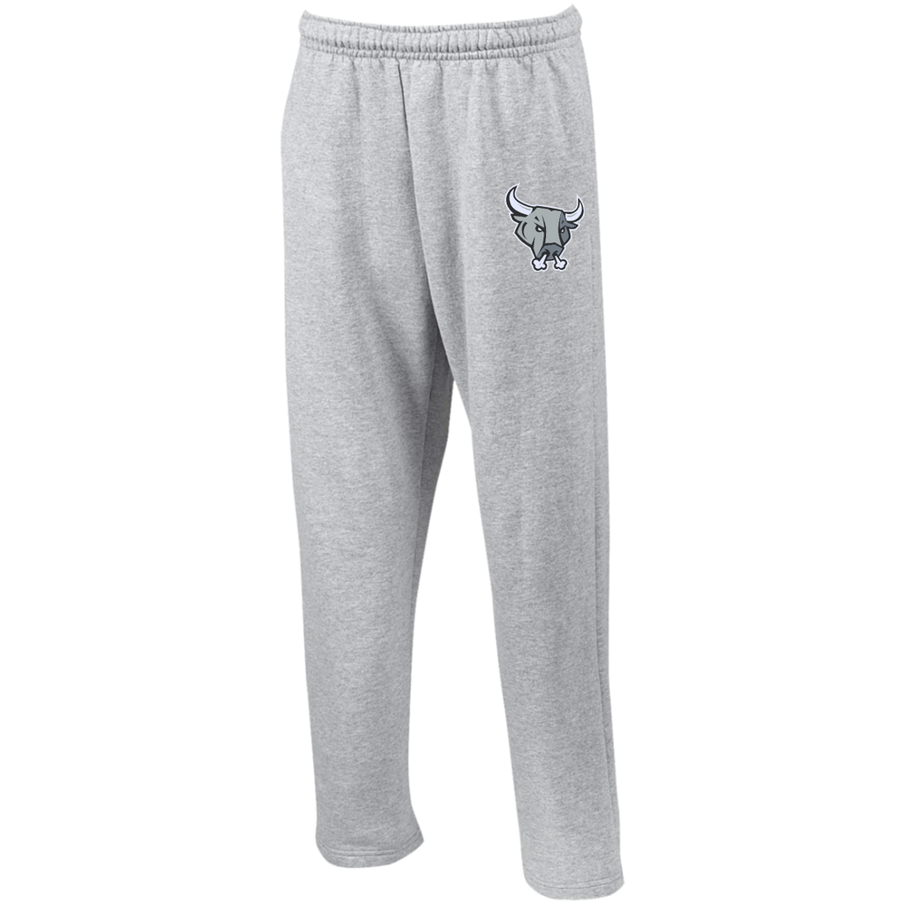 San Antonio Rampage Open Bottom Sweatpants with Pockets