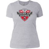 Charlotte Checkers 2019 Calder Cup Playoffs Next Level Ladies' T-Shirt