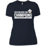 Toronto Marlies 2018 Calder Cup Champions Next Level Ladies' Raise the Bar T-Shirt