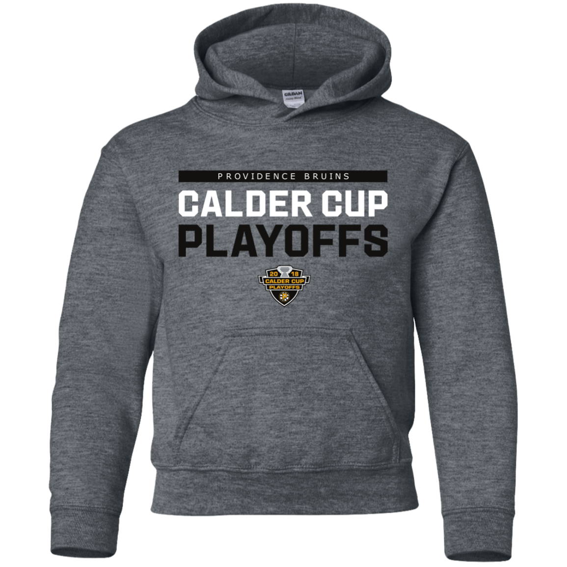 75baff456 Providence Bruins Youth 2018 Postseason Pullover Hoodie – ahlstore.com