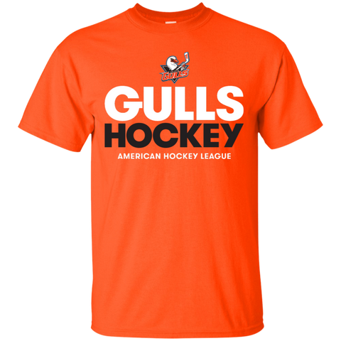 San Diego Gulls Hockey Adult Short Sleeve T-Shirt