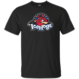 Rockford IceHogs Primary Logo Adult Short Sleeve T-Shirt