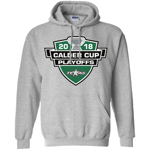 Texas Stars Adult 2018 Calder Cup Playoffs Hoodie