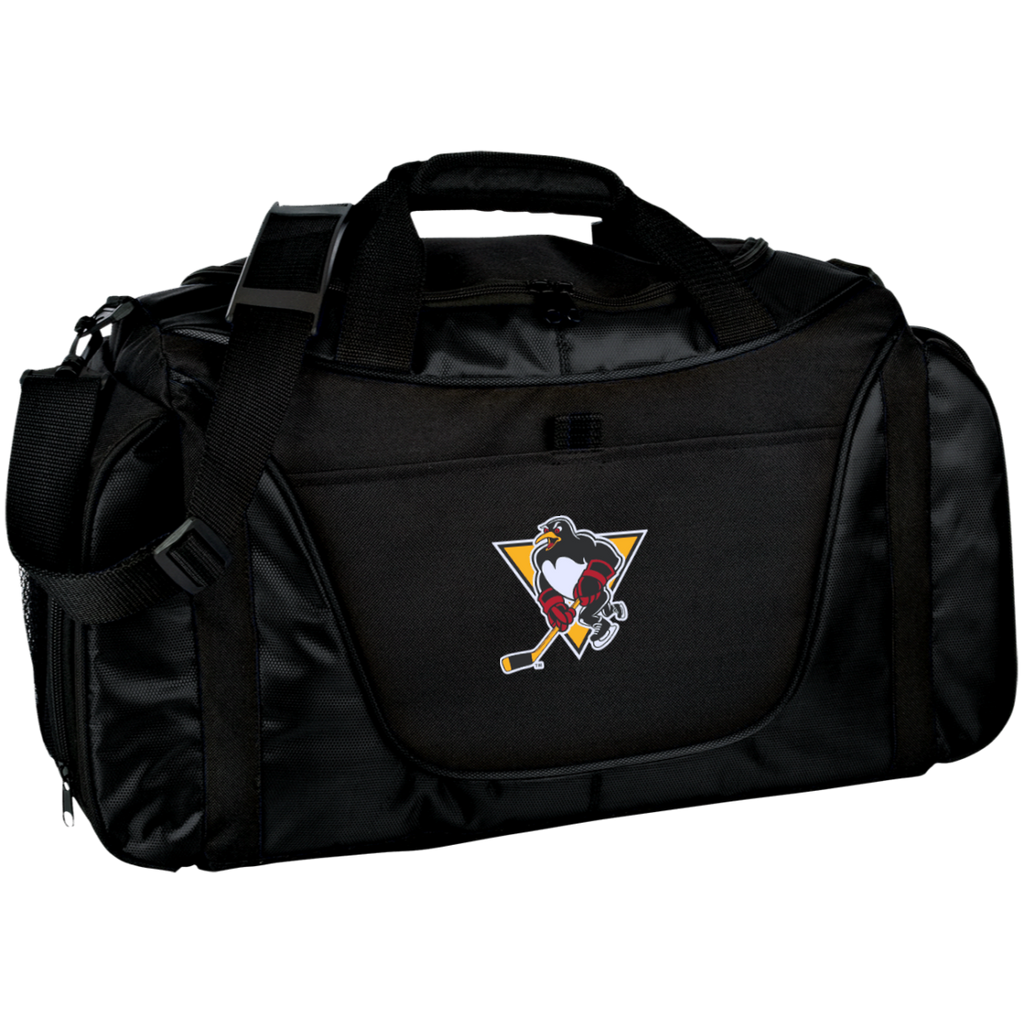 Wilkes-Barre/Scranton Penguins Medium Color Block Gear Bag