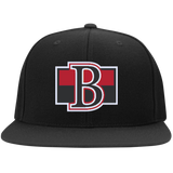 Belleville Senators Flat Bill High-Profile Snapback Hat