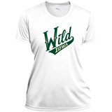 Iowa Wild Ladies Short Sleeve Moisture-Wicking T-Shirt