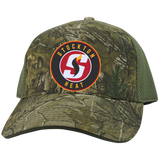 Stockton Heat Camo Cap with Mesh