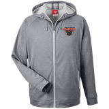 Lehigh Valley Phantoms Team 365 Men's Heathered Performance Hooded Jacket
